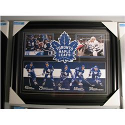 TORONTO MAPLE LEAFS YOUNGSTER FRAMED PRINT