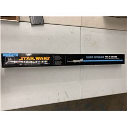 STAR WARS FORCE FX LIGHTSABER COLLECTIBLE