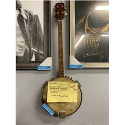 "BANJO PROP FROM NETFLIX'S ""DEADLY CLASS"""