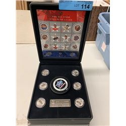 2001 NHL ALL STARS COMMEMORATIVE SET