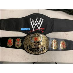 WWE ATTITUDE WORLD HEAV WEIGHWEIGHT CHAMPION BELT