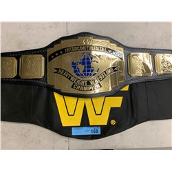 WWF INTERCONTINENTAL HEAVYWEIGHT CHAMPIONSHIP BELT