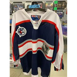 NHL CREST CCM HOCKEY JERSEY
