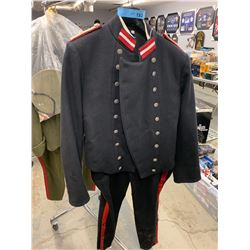 MAN IN THE HIGH CASTLE MARINE OFFICER JACKET&PANTS