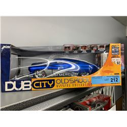 DUB CITY 1951 MERCURY DIE CAST