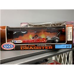 TOP FUEL DRAGSTER DIE CAST MODEL