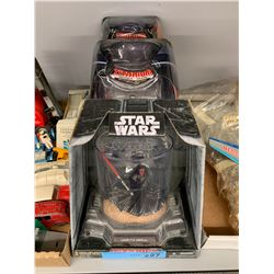 3 X STAR WARS TITANIUM SERIES DIE CAST