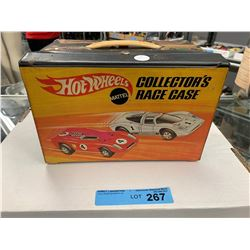 VINTAGE HOT WHEELS COLLECTORS RACE CASE