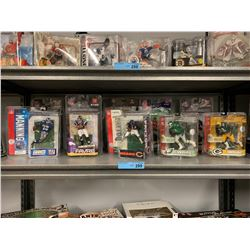10 X NFL PLAYER MACFARLANE FIGURINES