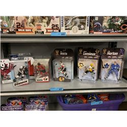 10 X NHL MCFARLANE PLAYER FIGURINES