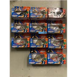 BOX OF LOT OF JOYRIDE AMERICAN CHOPPERS DIECAST