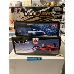 3 X DIE CAST RACE CARS