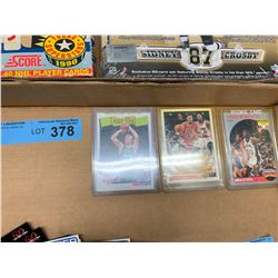 3 X NBA HIGHLY COLLECTIBLE CARDS