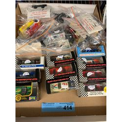 TRAY LOT OF DIECAST NASCAR CARS