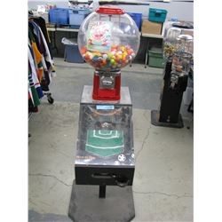 BEAVER GUM BALL MACHINE
