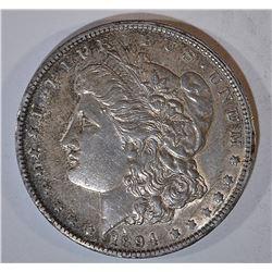 1894-O MORGAN DOLLAR XF/AU