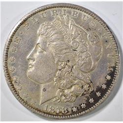 1878-CC MORGAN DOLLAR CH AU