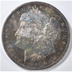 1884-O MORGAN DOLLAR FULL STRIKE