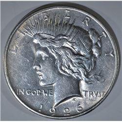 1926-D PEACE DOLLAR  BU