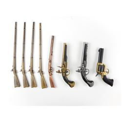 ASSORTED TOY/REPRODUCTION FIREARMS