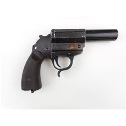 WWII GERMAN LP34 FLARE PISTOL