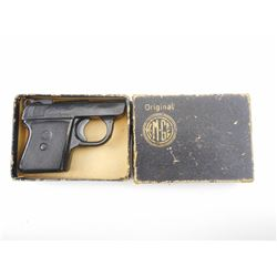 BLANK PISTOL IN BOX