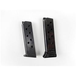 7.65MM CAL WALTHER PISTOL MAGAZINES MODEL 99