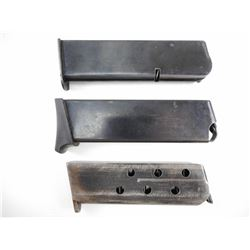 UNKNOWN PISTOL MAGAZINES POSSBILY .32 ACP & .380 ACP CAL