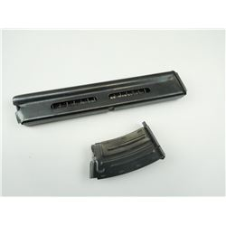 .22 CAL MAGAZINES FOR UNKNOWN RIFLE