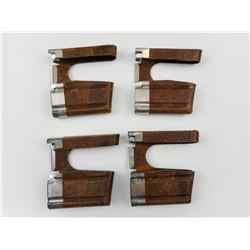SWISS SCHMIDT RUBIN RIFLE STRIPPER CLIPS