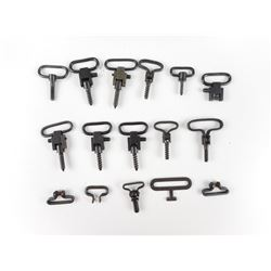 ASSORTED SHOTGUN TYPE SLING SWIVELS