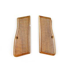 WOODEN PISTOL GRIPS FOR BROWNING HIGH POWER