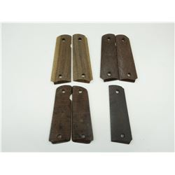 ASSORTED COLT 1911 TYPE GRIPS