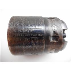 .44 CAL CAP & BALL CYLINDER WITH SPANISH/ITALIAN PROOFS.