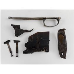 ASSORTED ROSS RIFLE MODEL 1910 PARTS