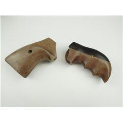 WOODEN HAND GUN GRIP FOR S&W J FRAME