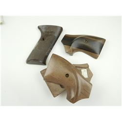 WOODEN HAND GUN GRIP FOR COLT COBRA DETECTIVE SPECIAL