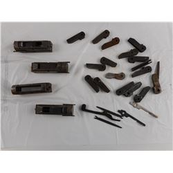ASSORTED MOSSBERG MODEL 500 PARTS