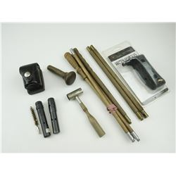 ASSORTED GUN ACCESSORIES