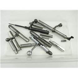 ASSORTED GUNSMITHING BOLT PARTS