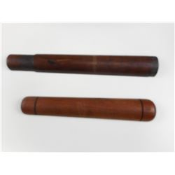 ASSORTED WOODEN HANDGUARDS