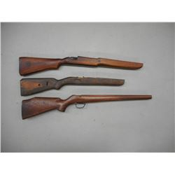 ASSORTED GUNSMITH STOCKS