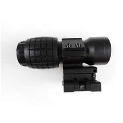 MAGNIFIER SCOPE FOR AR-15  WITH MOUNT
