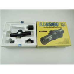 ILLUSION MAGNUM QUICK DOT SIGHT IN ORIGINAL BOX