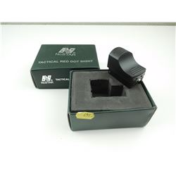 NCSTAR TACTICAL RED DOT SIGHT IN ORIGINAL BOX