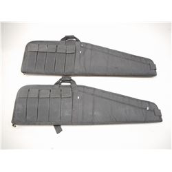 BLACK SOFT RIFLE CASES