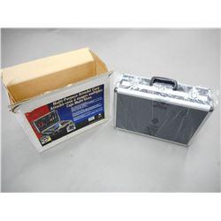 MULTI-PURPOSE ATTACHE CASE APPEARS NEW, WITH BOX.