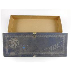 EMPTY S&W MODEL 28 HANDGUN BOX