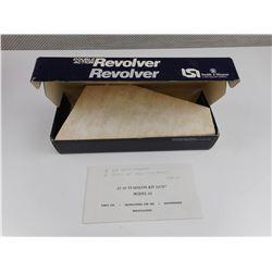 EMPTY S&W DOUBLE ACTION REVOLVER HANDGUN BOX