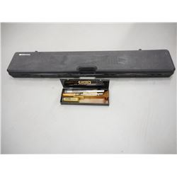 DOSKOCIL HARD RIFLE CASE AND CLEANING KIT